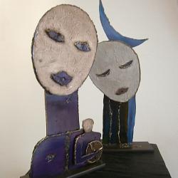 Claire de Lune et Le Gardien du temps