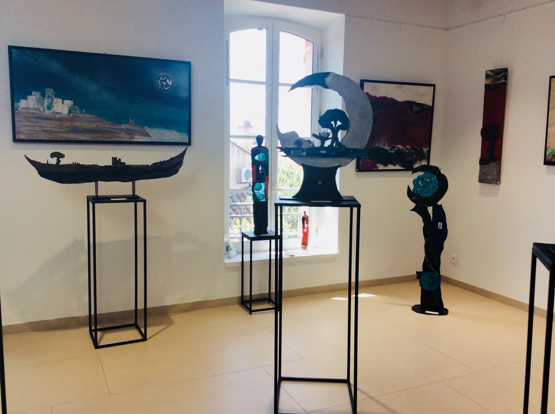 Le Castelet espace Tambon ( 2019)