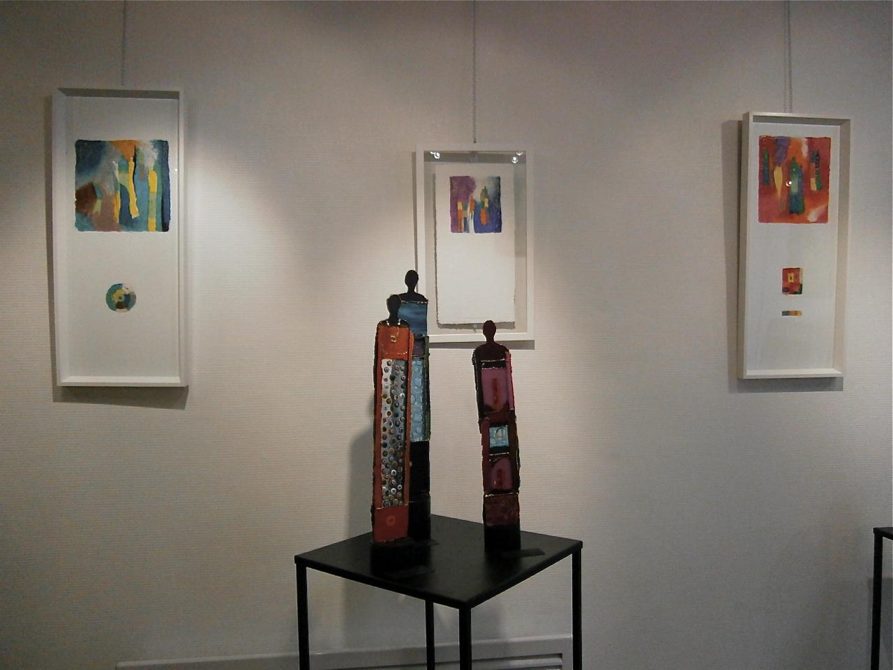 Les Peintres du Marais 2014