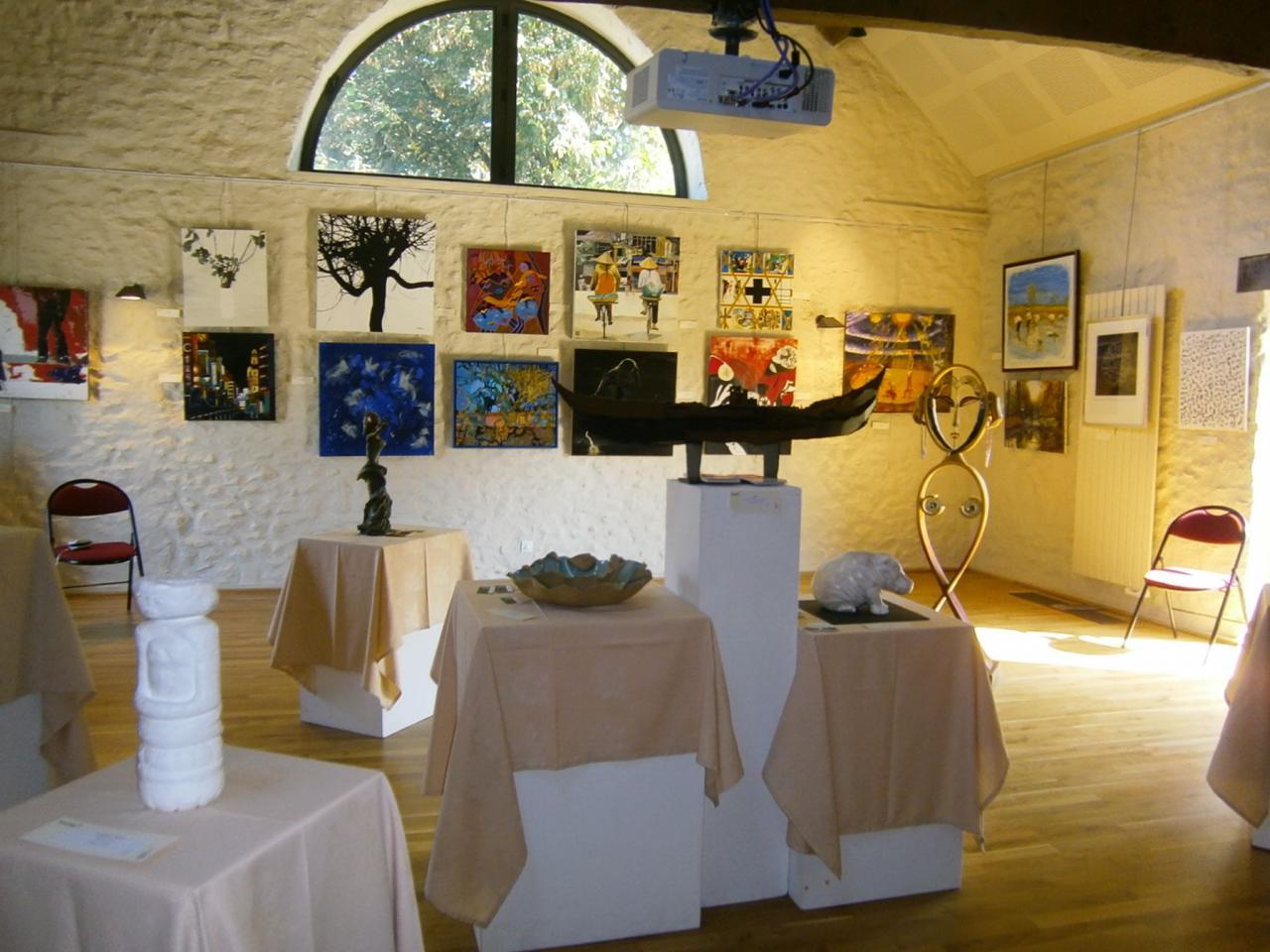 3 ème Salon des Artistes du Val d'Yerres Boussy St Antoine