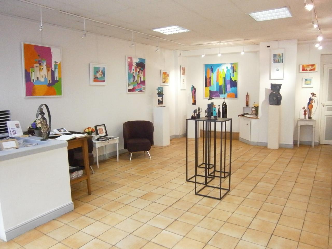 Atelier des Peintres du Marais 2015
